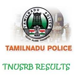 tnusrb results